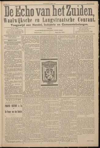 Echo van het Zuiden 1927-05-11