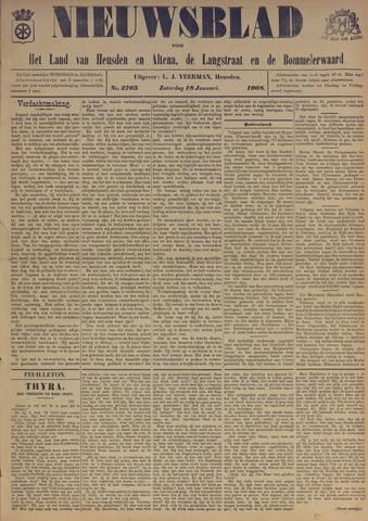 Nieuwsblad het land van Heusden en Altena de Langstraat en de Bommelerwaard 1908-01-18