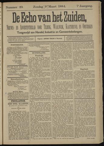 Echo van het Zuiden 1884-03-09