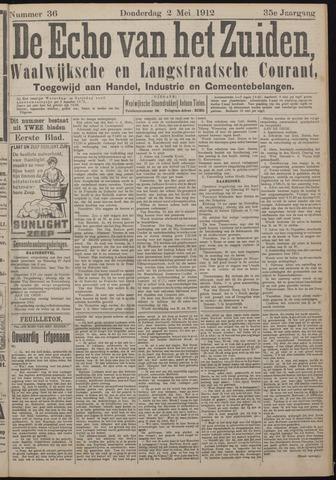 Echo van het Zuiden 1912-05-02