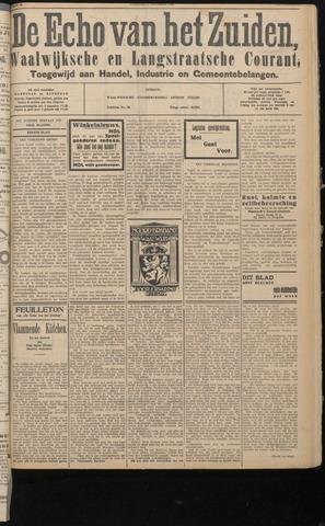 Echo van het Zuiden 1932-11-12