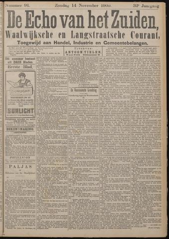 Echo van het Zuiden 1909-11-14