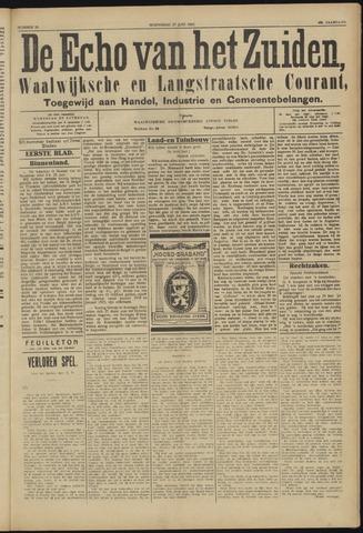 Echo van het Zuiden 1923-06-27
