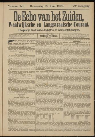 Echo van het Zuiden 1899-06-22