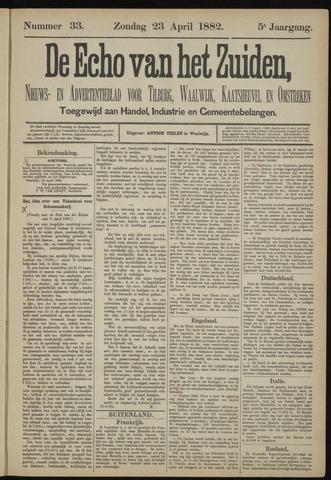 Echo van het Zuiden 1882-04-23