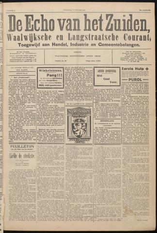 Echo van het Zuiden 1933-01-14