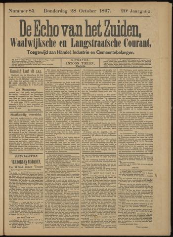 Echo van het Zuiden 1897-10-31