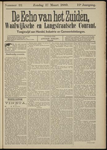Echo van het Zuiden 1889-03-17