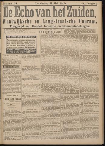 Echo van het Zuiden 1905-05-11