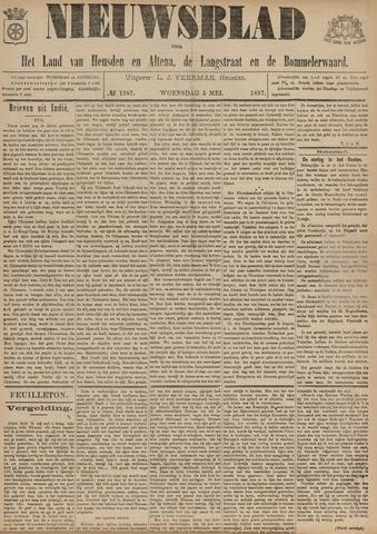 Nieuwsblad het land van Heusden en Altena de Langstraat en de Bommelerwaard 1897-05-05
