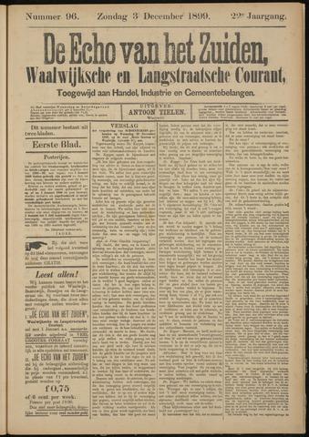 Echo van het Zuiden 1899-12-03