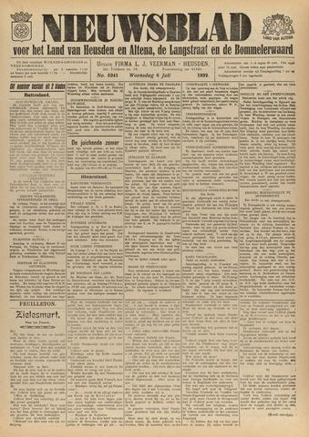 Nieuwsblad het land van Heusden en Altena de Langstraat en de Bommelerwaard 1932-07-06
