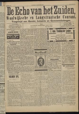 Echo van het Zuiden 1923-09-29