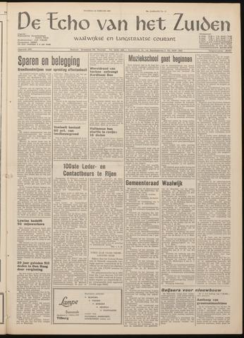Echo van het Zuiden 1965-02-22