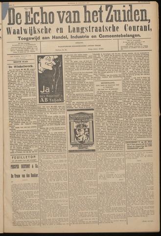 Echo van het Zuiden 1927-08-27