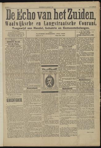Echo van het Zuiden 1924-01-16