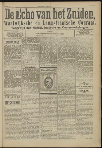 Echo van het Zuiden 1924-04-30