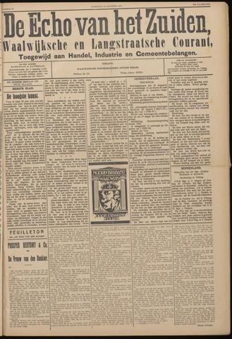 Echo van het Zuiden 1927-08-24