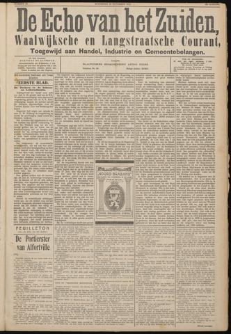 Echo van het Zuiden 1922-11-29