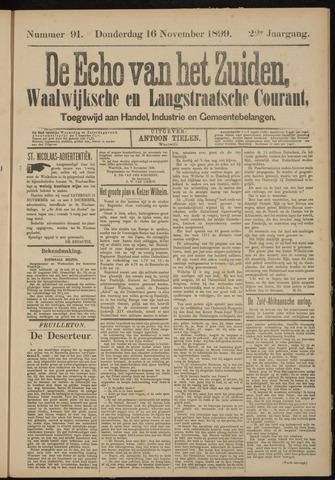 Echo van het Zuiden 1899-11-16
