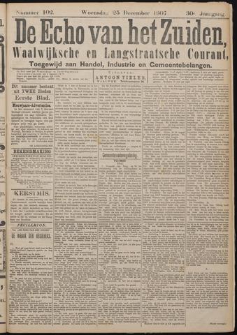 Echo van het Zuiden 1907-12-25