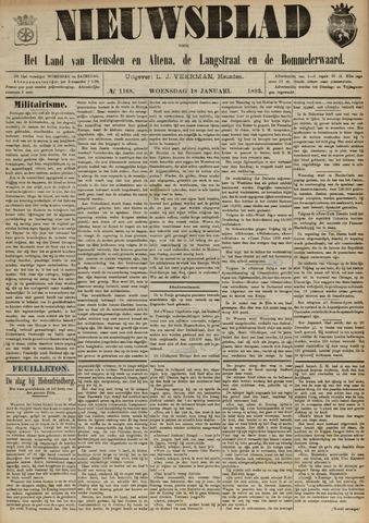 Nieuwsblad het land van Heusden en Altena de Langstraat en de Bommelerwaard 1893-01-18