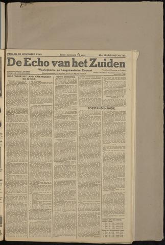 Echo van het Zuiden 1945-11-30