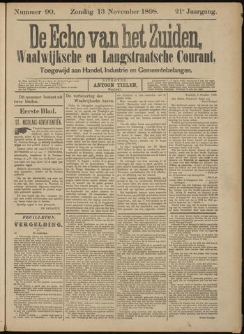 Echo van het Zuiden 1898-11-13