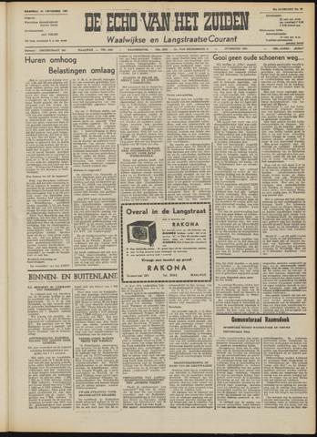 Echo van het Zuiden 1958-11-24