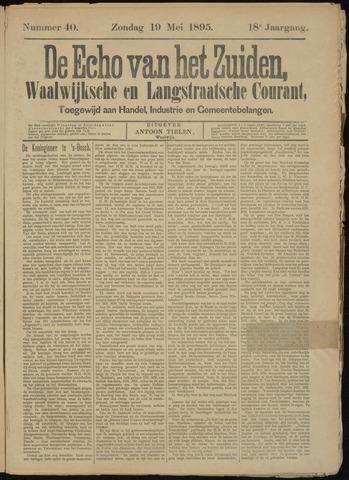 Echo van het Zuiden 1895-05-19