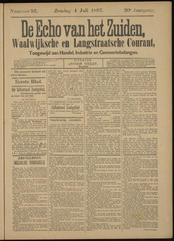 Echo van het Zuiden 1897-07-04