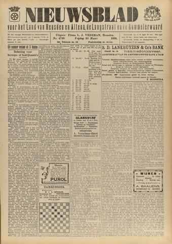 Nieuwsblad het land van Heusden en Altena de Langstraat en de Bommelerwaard 1928-03-30