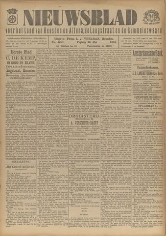 Nieuwsblad het land van Heusden en Altena de Langstraat en de Bommelerwaard 1924-05-23
