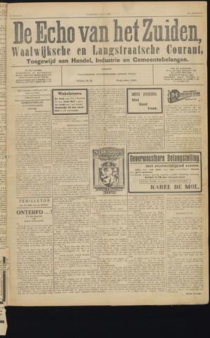 Echo van het Zuiden 1931-07-04