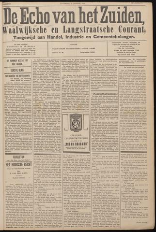 Echo van het Zuiden 1936-01-25