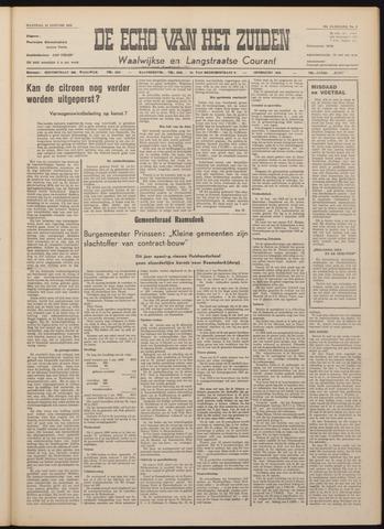 Echo van het Zuiden 1959-01-19