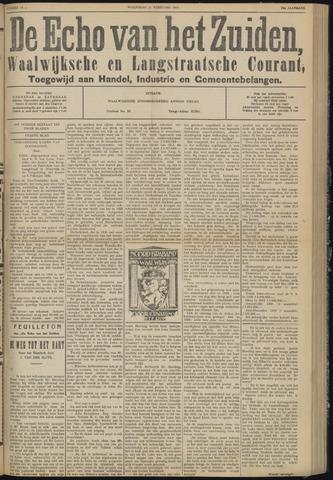 Echo van het Zuiden 1931-02-11