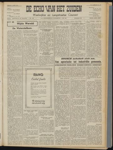 Echo van het Zuiden 1954-04-09