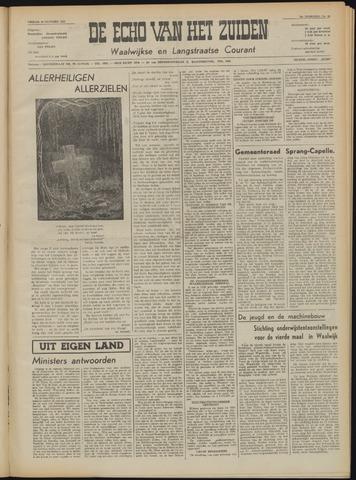 Echo van het Zuiden 1953-10-30