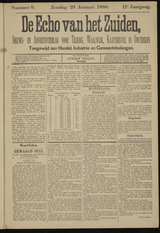 Echo van het Zuiden 1888-01-29