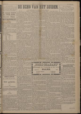 Echo van het Zuiden 1917-10-07