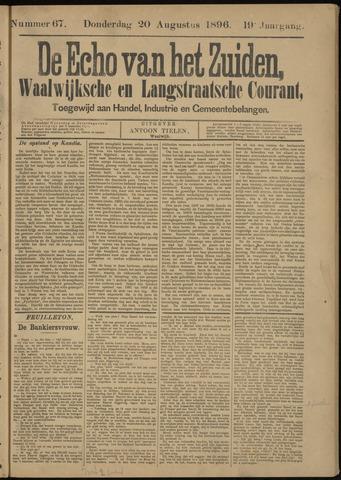 Echo van het Zuiden 1896-08-20