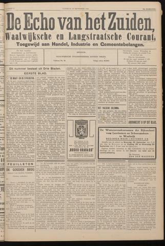 Echo van het Zuiden 1936-09-26