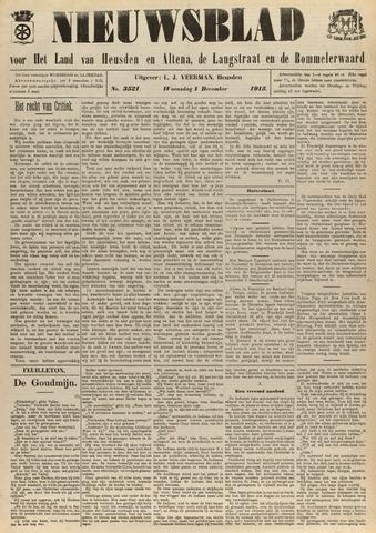 Nieuwsblad het land van Heusden en Altena de Langstraat en de Bommelerwaard 1915-12-01