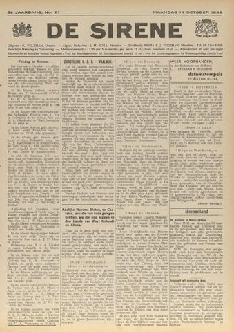 De Sirene 1946-10-14