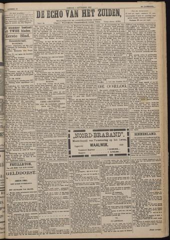 Echo van het Zuiden 1918-09-01
