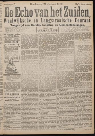 Echo van het Zuiden 1909-01-21