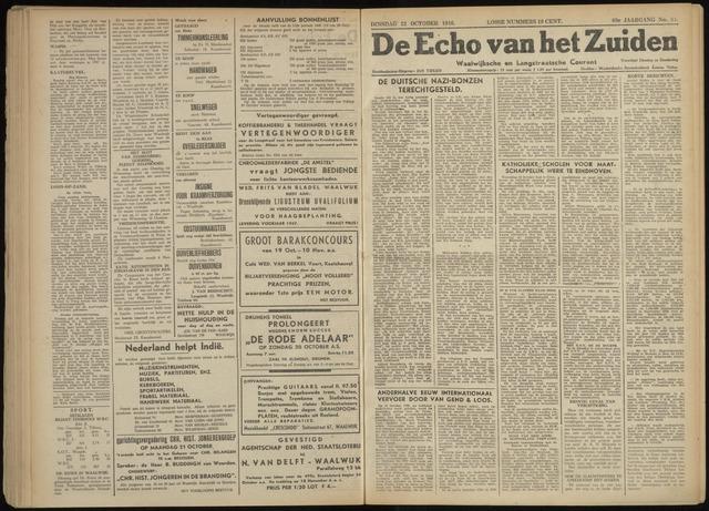 Echo van het Zuiden 1946-10-22