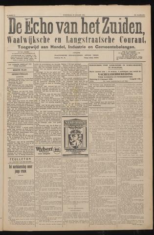 Echo van het Zuiden 1926-01-20