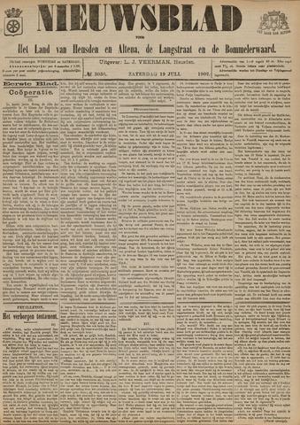 Nieuwsblad het land van Heusden en Altena de Langstraat en de Bommelerwaard 1902-07-19
